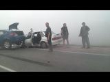 11.08.2012 Авария в тумане