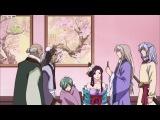 Повесть о Стране Цветных Облаков / Saiunkoku Monogatari - 1 сезон 13 серия (Озвучка)